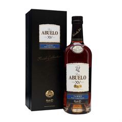 Abuelo XV Tawny Port Cask Finish, 40%, 70cl