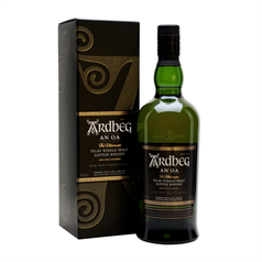 Ardbeg, AN OA, Single Islay Malt Whisky, 46,6%, 70cl