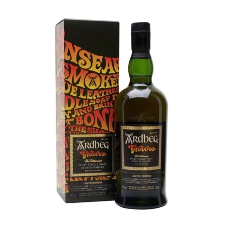 Ardbeg, Grooves Limited Edition 2018, Single Islay Malt Whisky, 46%, 70cl