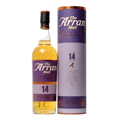 The Arran Malt 14 Years Old - slikforvoksne.dk