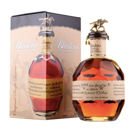 Blanton\'s Original Single Barrel - Kentucky Straight Bourbon Whiskey - slikforvoksne.dk