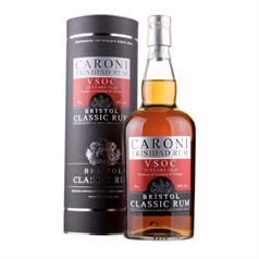 Bristol Classic Rum - Caroni VSOC, 10 Years Old, 40%, 70cl