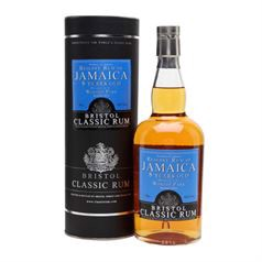 Bristol Classic Rum - Jamaica 8 Years Old, Worthy Park, 43%, 70cl