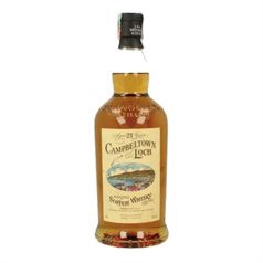 Springbank Campbeltown Loch, 21 Years Old, Campbeltown Blended Scotch Whisky, 40%, 70 cl