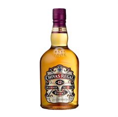 Chivas Regal - 12 Years Old, Blended Scotch Whisky, 40%, 70cl - slikforvoksne.dk