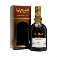El Dorado, Versailles 2002, Rare Rum Collection, 63%, 70cl