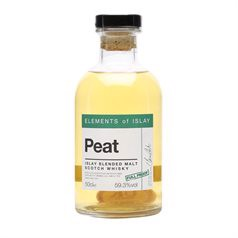 Elements of Islay - Peat - Full Proof - 50 cl. - slikforvoksne.dk