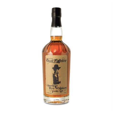 Gun Fighter Double Cask, American Rye Whiskey, 50%, 70cl