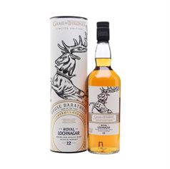 The Game of Thrones - House Baratheon, Royal Lochnagar 12 Year Old, 40%, 70cl