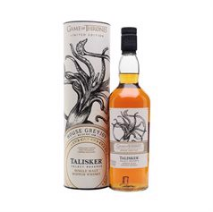 The Game of Thrones - House Greyjoy, Talisker Select Reserve, 45,8%, 70cl