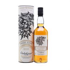 The Game of Thrones - House Stark, Dalwhinnie Winter's Frost, 43%, 70cl