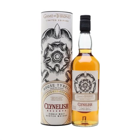 The Game of Thrones - House Tyrell, Clynelish Reserve, 51,2%, 70cl