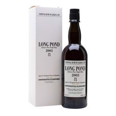National Rums of Jamaica - Long Pond 2003 TECA, 63%, 70cl