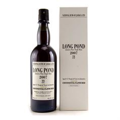 National Rums of Jamaica - Long Pond 2007 TECC, 62,5%, 70cl