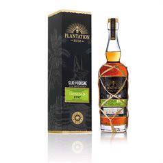 Plantation Rum - Trinidad 1997, Kiloman Whisky Finish, 45,2%, 70cl