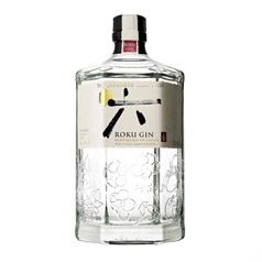 Roku Gin, The Japanese Craft Gin, 43%, 70cl