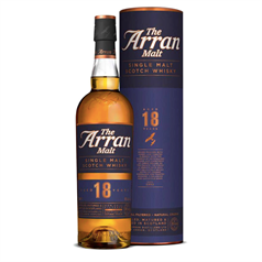 The Arran Malt 18 Years Old - slikforvoksne.dk
