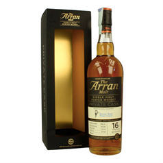 The Arran Malt Private Cask - Silver Seal 16 Years Old - slikforvoksne.dk