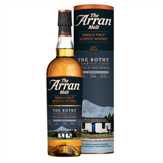 The Arran Malt The Bothy - Quarter Cask Batch No. 1 - slikforvoksne.dk