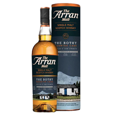 The Arran Malt The Bothy - Quarter Cask Batch No. 2 - slikforvoksne.dk