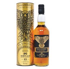 The Game of Thrones - Six Kingdoms, Mortlach 15 Years, 46%, 70cl - slikforvoksne.dk