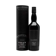 The Game of Thrones - The Night's Watch, Oban Bay Reserve, 48%, 70cl