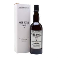 National Rums of Jamaica - Vale Royal 2006 VRW, 62,5%, 70cl