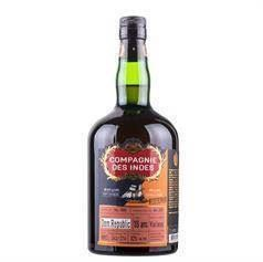Compagnie des Indes - Dominican Republic 16 Years Old, Various, 62%, 70cl - slikforvoksne.dk