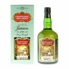 Compagnie des Indes - Jamaica 5 Years Old Navy Strength, 57%, 70cl - slikforvoksne.dk