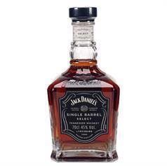 Single Barrel Select - JACK DANIEL'S - slikforvoksne.dk