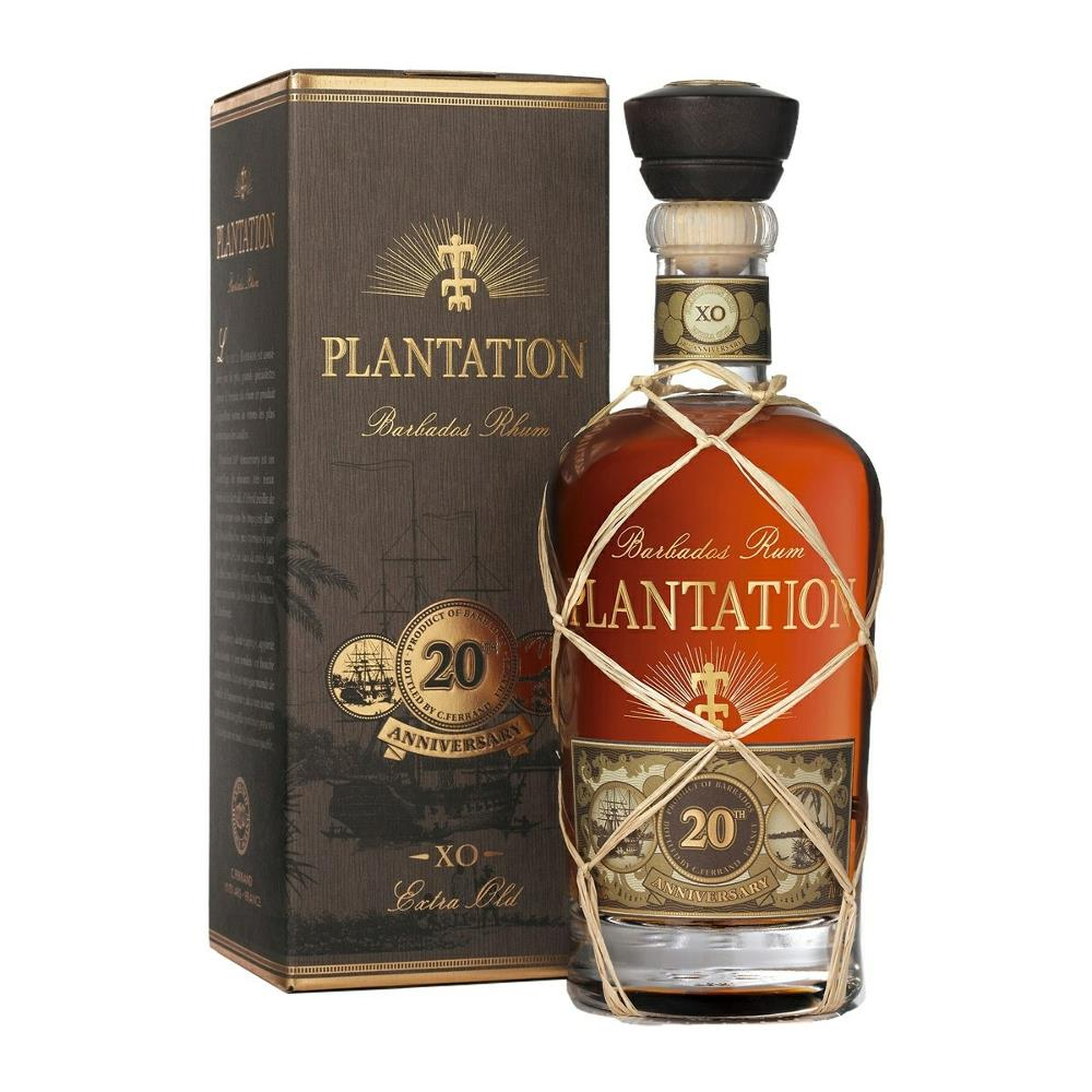 Plantation Rum - XO 20th Anniversary, 40%, 70cl ...