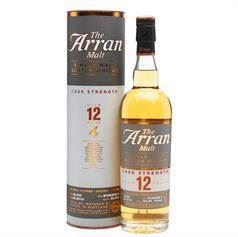 The Arran Malt 12 Years Old - Cask Strength - slikforvoksne.dk